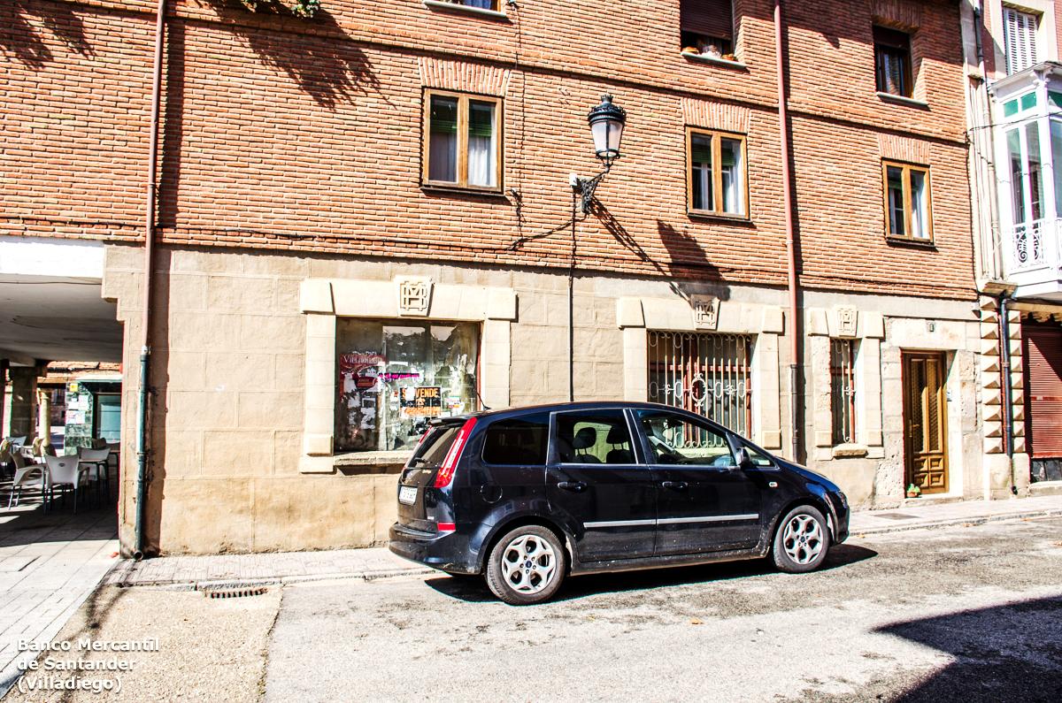 Banco mercantil de santander sucursal de villadiego for Santander leon sucursales