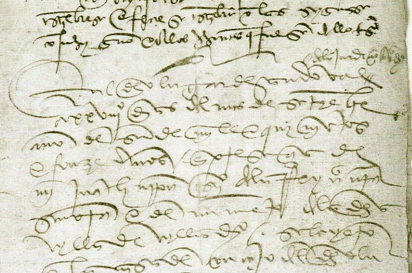 Te Amo Escrito En Pluma En La Arena Imagen De Archivo: Locuras De Medianoche: Cartas Del Sur
